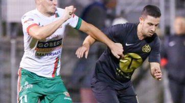 Souhail Samouti et les Namurois n'ont pas su élever leur niveau de jeu face aux coéquipiers de Mathieu Herbecq.
